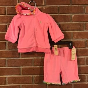Baby Girls Ralph Lauren outfit